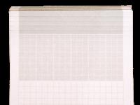 Ordner-Einlagen in GRAU - Packung 800 Stk